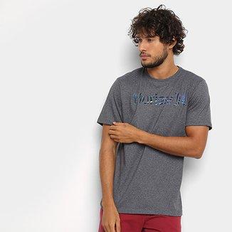 45ebe9b2af15e Camiseta Hurley Silk O O Florest Masculina