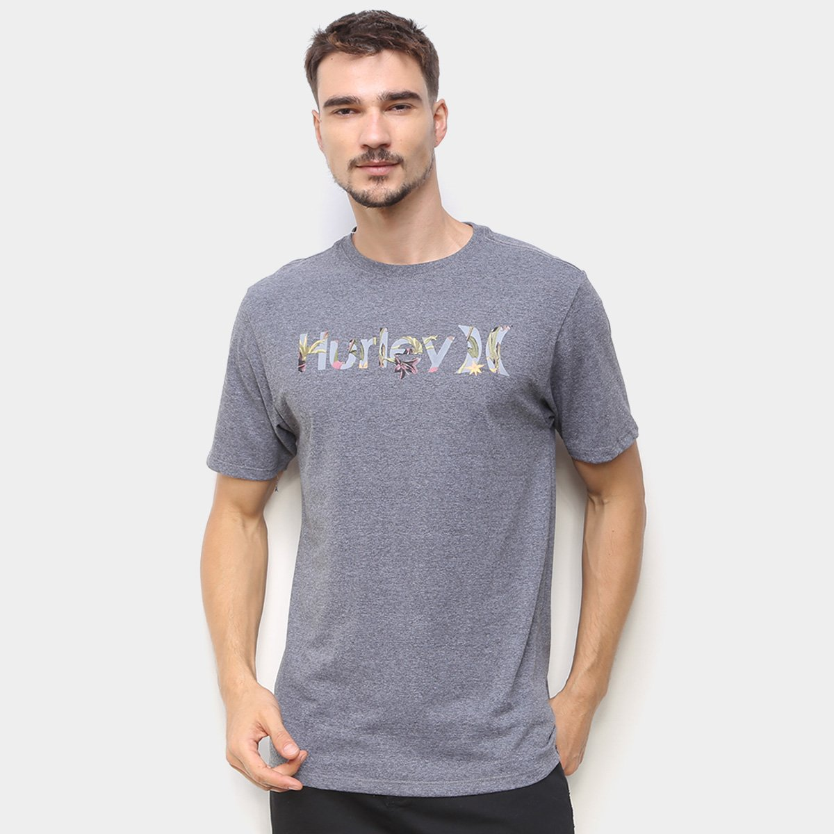 Camiseta Hurley Inside Masculina