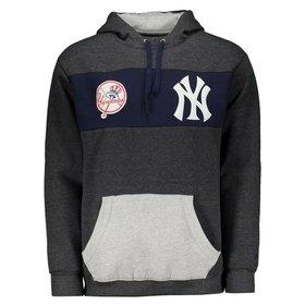 Moletom New Era MLB New York Yankees Masculino - Compre Agora  a24e7cd8ab3