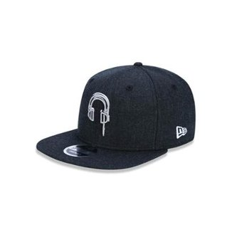 Boné 950 Original Fit Branded Aba Reta Snapback New Era 4f117f58fb8