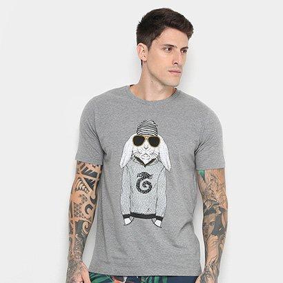 Camiseta Kayland Bunny Masculina