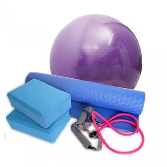 Kit WCT Fitness Treino Yoga Pilates Fisioterapia 5002