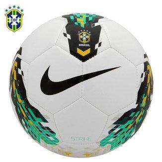a8491a2f3a Bola Futebol Nike Strike CBF Réplica Brasileirão Campo
