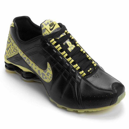 Tênis Nike Shox Junior Compre Agora Netshoes. Tênis Nike Shox Junior.  comprar nike shox preto e dourado 69fe4fe6562c9