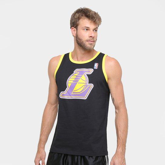 1f4788788 Camiseta Regata NBA Los Angeles Lakers 17 Masculina - Compre Agora ...