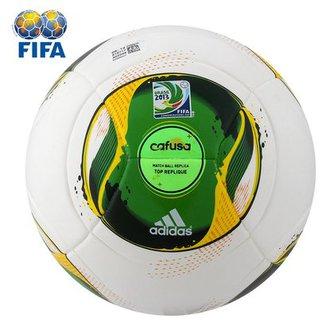 f2312bcb22 Bola Futebol Adidas Cafusa Rep. - Copa das Confederações