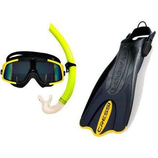Kits Cressi - Comprar com os melhores Preços   Netshoes 0951779101