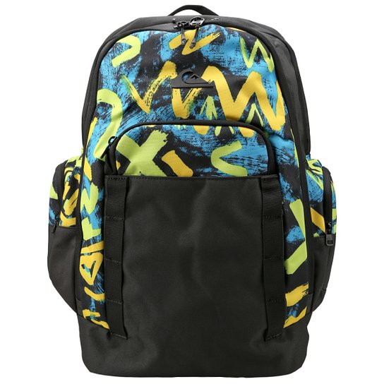 434bb821f Mochila Quiksilver 1969 Special Fall - Compre Agora | Netshoes