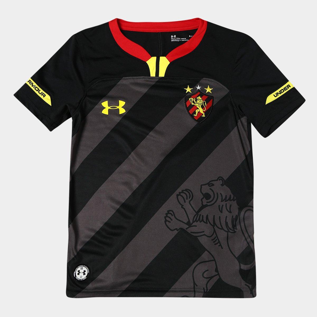 af89fa07a7d Camisa Sport Recife Infantil III 19 20 s n° - Torcedor Under Armour