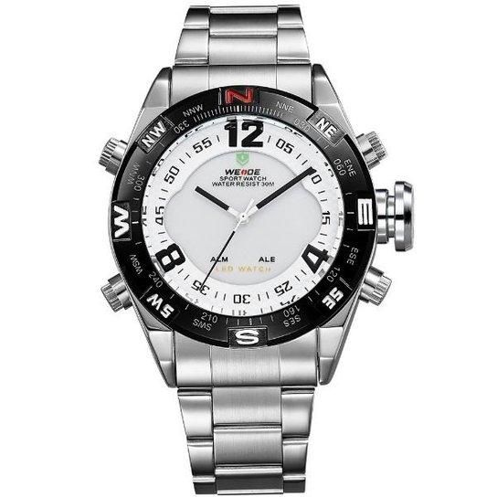 ed41bf6128 Relógio Weide Anadigi WH-2310 - Compre Agora