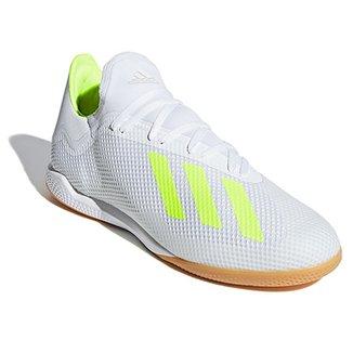 c9191029b60f0 Chuteira Futsal Adidas X 18 3 IN