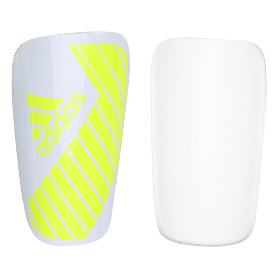 f60e0d94b6d47 Caneleira Adidas X Lesto - Branco e Amarelo | Netshoes