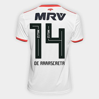 c39ef0c33b Camisa Flamengo II 18 19 n°14 De Arrascaeta - Torcedor Adidas Masculina