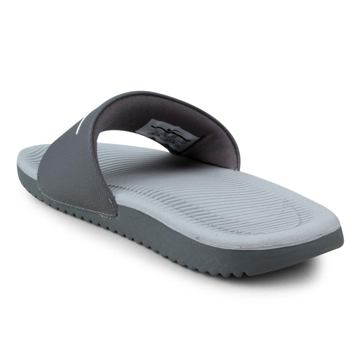 af08be8063ace ... Foto 3 - Sandália Nike Kawa Slide Masculina ...