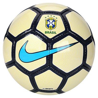 97c71e8eb8 Bola Futebol Society Nike CBF