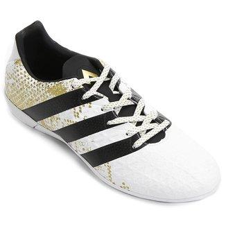 fe9855ece0 Chuteira Futsal Adidas Ace 16.3 IN Masculina