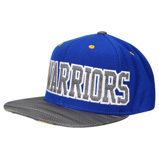 Boné Adidas NBA Flat Golden State Warriors - Compre Agora  3209e6cf4a547