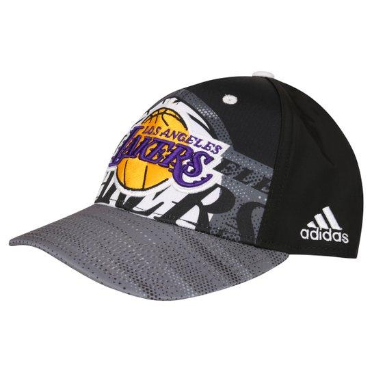 Boné Adidas Los Angeles Lakers - Compre Agora  337d966112a
