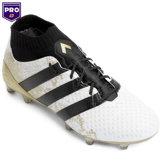 9e0b51be16778 Chuteira Campo Adidas Ace 16.1 Primeknit FG - Compre Agora