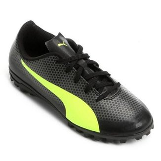 04e1de87dd Compre Tenis Puma Preto Amarelo Sortby Menor Preco Online