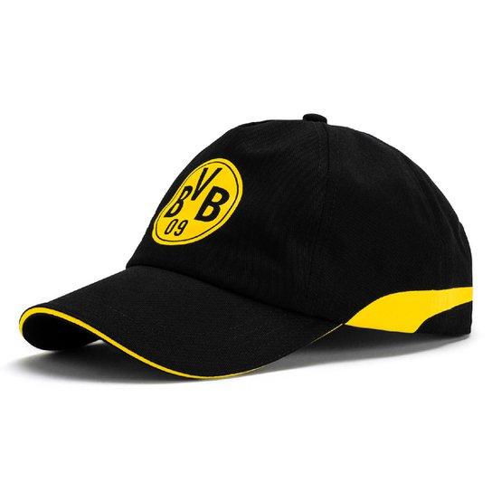 Boné Puma Borussia Dortmund Aba Curva Training - Compre Agora  9ba5ada8939