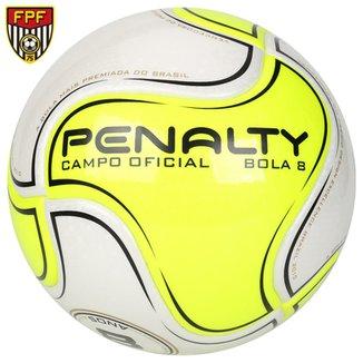 Bola Futebol Penalty 8 S11 R1 6 Campo 9ea1b14928c9c