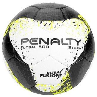 7588b5c1b8916 Bola Futsal Penalty Storm Ultra Fusion 7