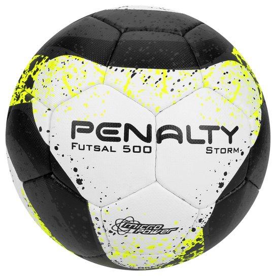 21f034f983 Bola Futsal Penalty Storm Com Costura à Mão 7 - Compre Agora