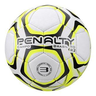 Bola de Futebol Campo Penalty Brasil 70 N3 R2 IX 35b7160d1dd98