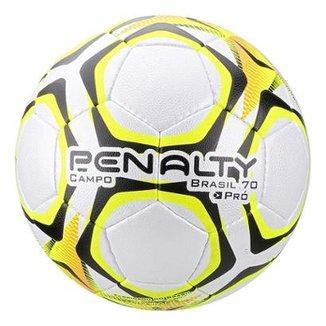 30ecba46e218b Bola de Futebol Campo Penalty Brasil 70 Pró LX