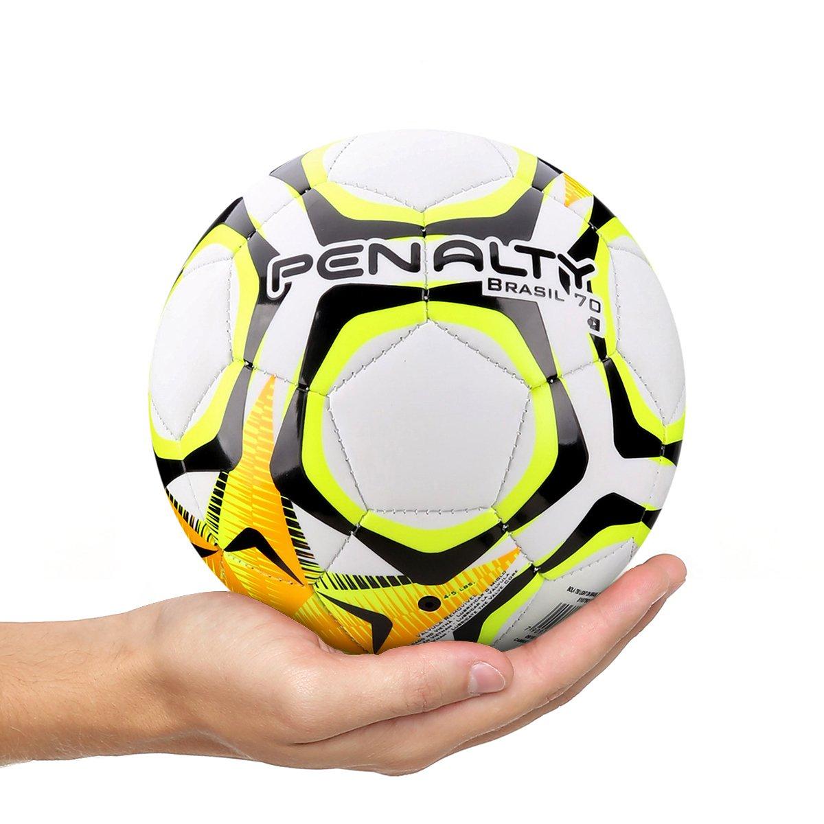 d8a435c1bd Mini Bola Futebol Penalty Brasil 70 IX