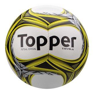 Bola Futsal Topper Trivela V12 0d50b16bdf5d6