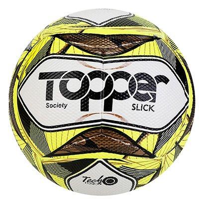 Bola de Futebol Society Topper Slick II Tecnofusion