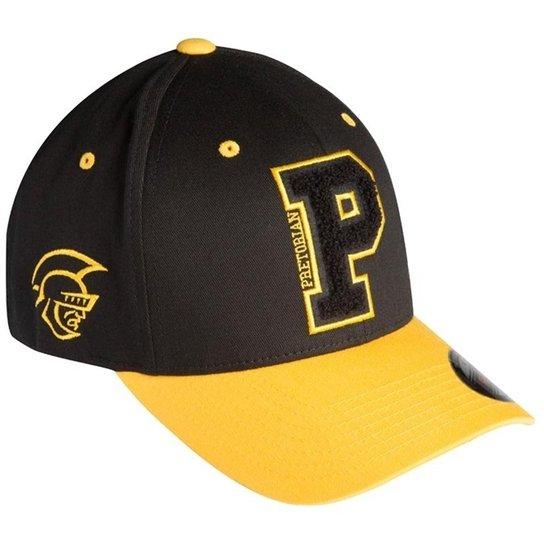 Boné Flexfit Pretorian Logo P Aba Curva Preto - Compre Agora  c7df3f6efcc