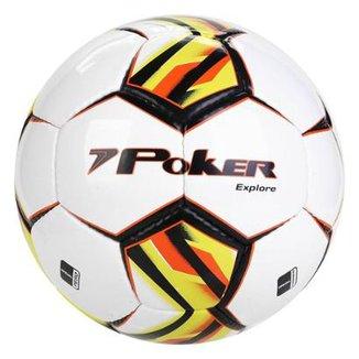 6fdaeeba1 Bola de Futebol Campo Poker Explore 32 Gomos