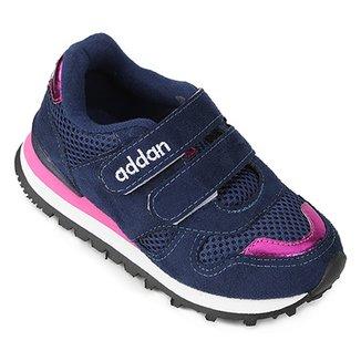 67a34b1ca71 Tênis Infantil Addan Velcro