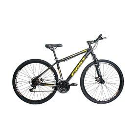 d7077a18f8119 Bicicleta 29 FIRST SMITT - Shimano Altus - Susp Trava- freio a disco .