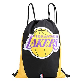 f19fbc75a44 Sacola NBA Los Angeles Lakers DMW Gym Sack