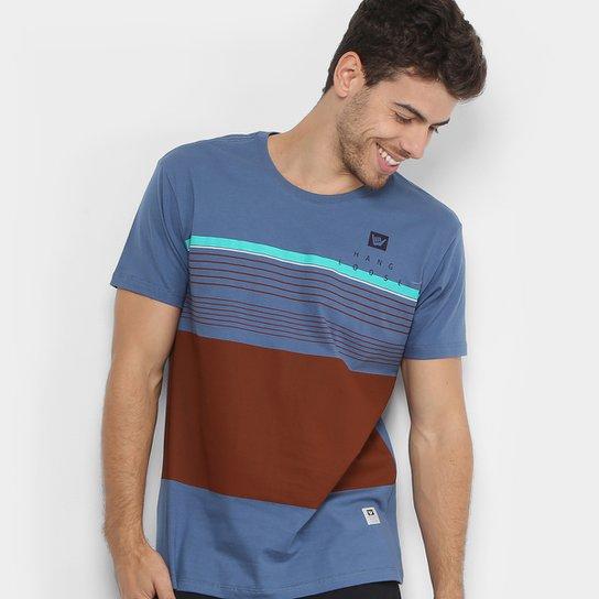 e059002f44 Camiseta Hang Loose Silk Striped Masculina - Compre Agora