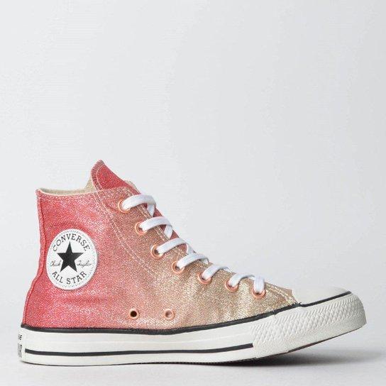 815653a6cf Tênis Converse Chuck Taylor All Star Hi Feminino - Compre Agora ...