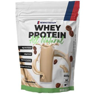 Whey Protein All Natural 900g NewNutrition