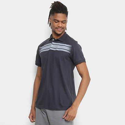 Camisa Polo Tigs Malha Masculina