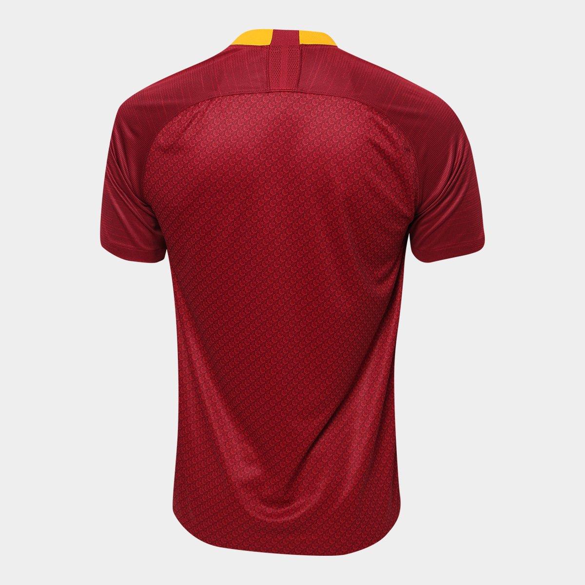 df804ee244 Camisa Roma Home 2018 s n° - Torcedor Nike Masculina
