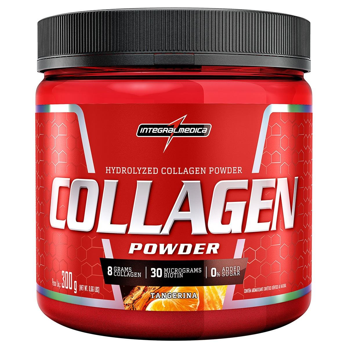 Colágeno Powder Integralmédica 300g
