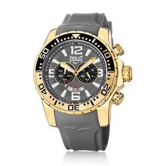 fca146dbe49 Relógio de Pulso Everlast Pulseira Silicone E650 Masculino