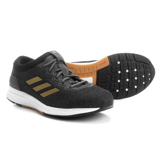 d53cf21f330 Tênis Adidas Chronus Masculino - Cinza e Dourado - Compre Agora ...