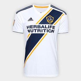 359d5b66fb Camisa Los Angeles Galaxy Home 19/20 s/n° Torcedor Adidas Masculina