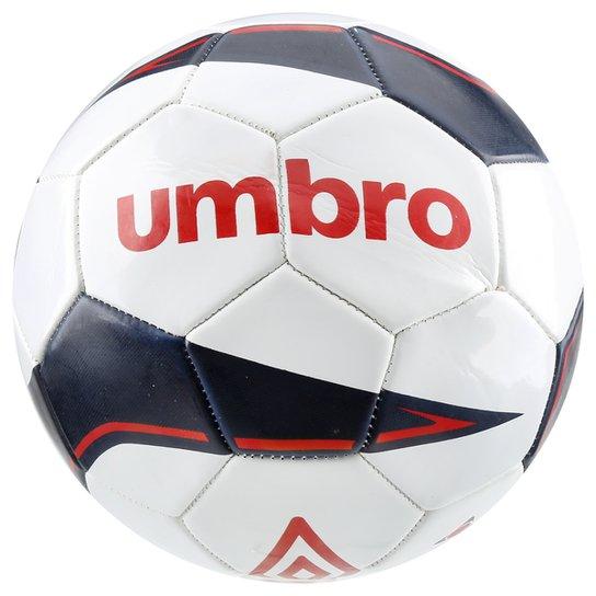 16fdc8e099 Bola Futebol Umbro Stadia Supporter Campo - Branco+Marinho