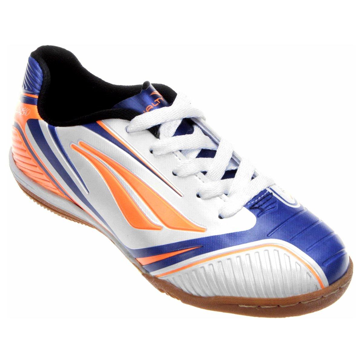 952c23e4fd Chuteira Penalty K Soccer Camaleão 5 Futsal Infantil