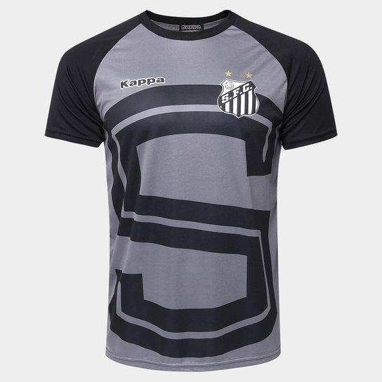 5b00148381 Camiseta Santos Lima 17 Masculina - Compre Agora